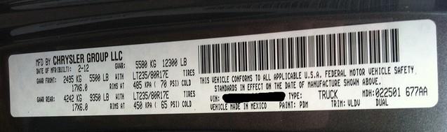 2012 Dodge Ram 3500 Cargo Carrying Capacity | Autos Post