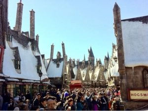 Hogsmeade at Universal