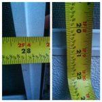 Door measurements