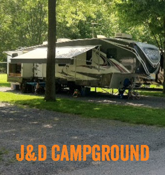 J Amp D Campground Catawissa Pa Learn To Rv