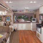 Hybrid Camper Interior