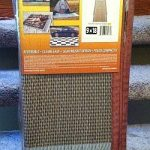 Awning Mat as Packaged