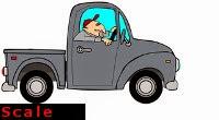 Truck only - rear axle