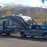 Truck and Camper, Vale, CO