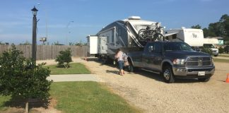 I75 RV Park in Tifton, GA