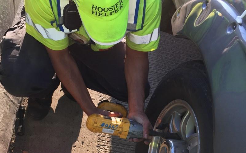 Roadside Tire Change Being Prepared Learn To Rv