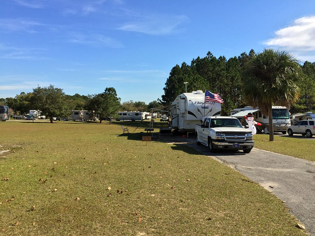 Thousand Trails Orlando Camping Near Disney Learn To Rv