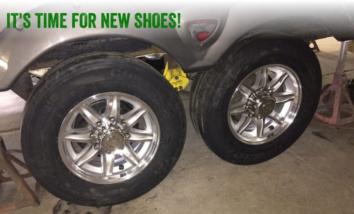 Rv Tires Near Me >> What are the best tires for your trailer? | Learn To RV