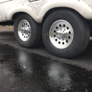 New Goodyear G614 Tires; photo credit: Jason Simpson