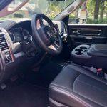 2018 Ram 3500 Front Seat Interior