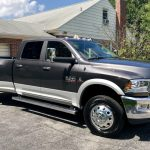 2018 Ram 3500 Laramie, Crew Cab, Long Bed, Dually