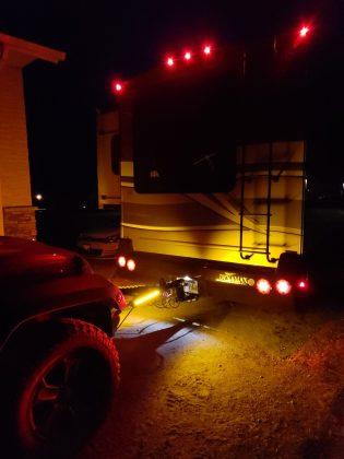 Roadmaster Nighthawk - Night Shot