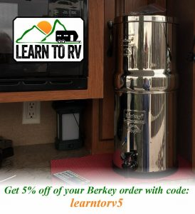 Berkey Water Filters with Discount Code