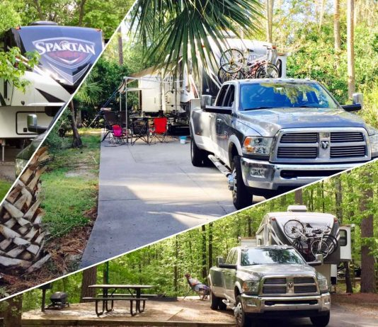 Favorite Campsites - Disney - Craters of the Moon - Barkcamp