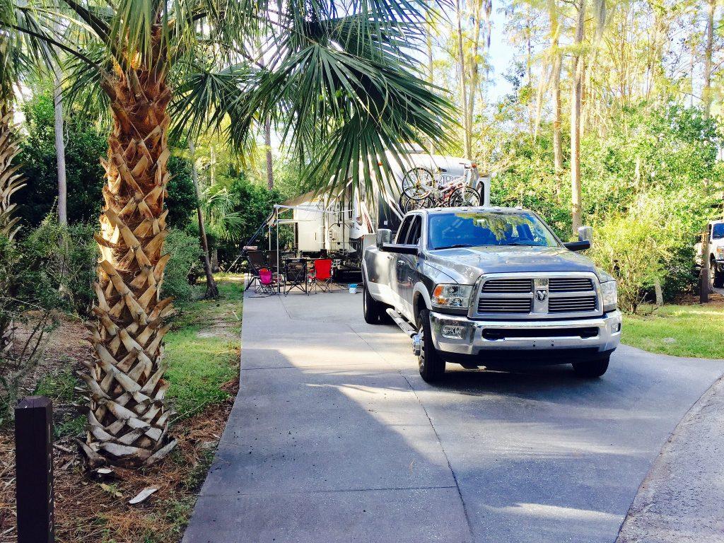 Disney Fort Wilderness - Premium Campsite #1326