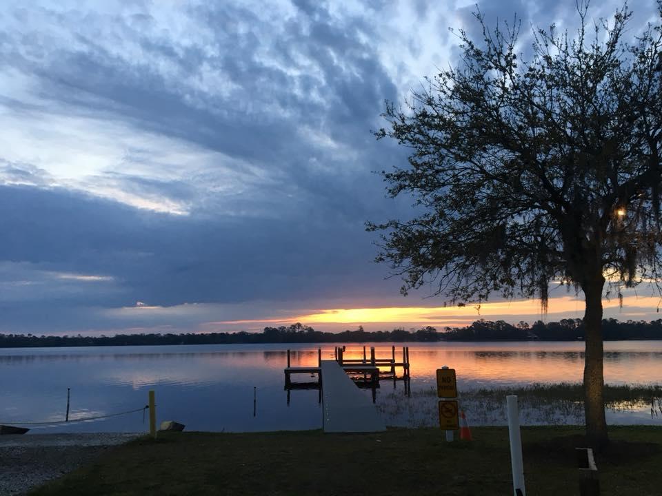 Lake at Orlando / Kissimmee KOA Holiday RV Park