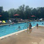 Pool at Circle M