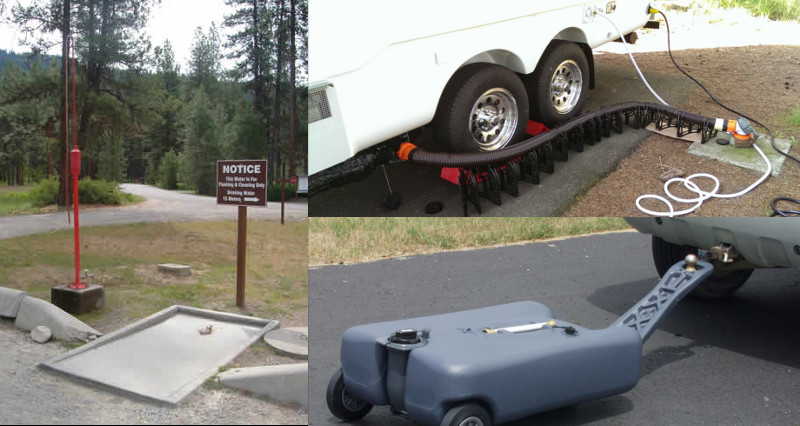 How To Dump Rv Tanks It S Not So Icky Learn To Rv