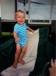 Little man approves!