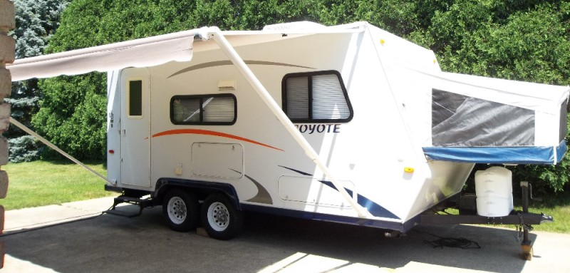 Expandable Travel Trailers >> Hybrid Expandable Camper Pros And Cons Learn To Rv
