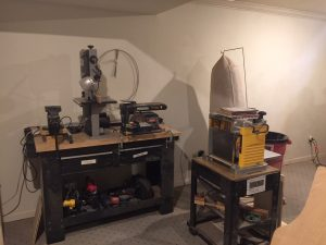 But, look at that basement workshop