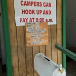 I75 RV Park - Late Checkin Instructions