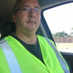Reflective Vest for Safety