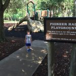 Playground at Disney's Fort Wilderness