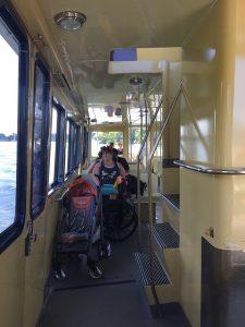 Disney Boat Transportation
