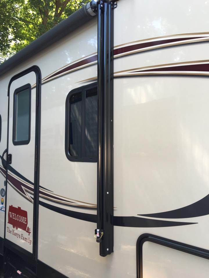 Power Awnings Are Nice But They Re Weaklings Learn To Rv