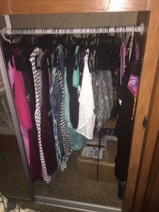 Wife's Side of the Closet