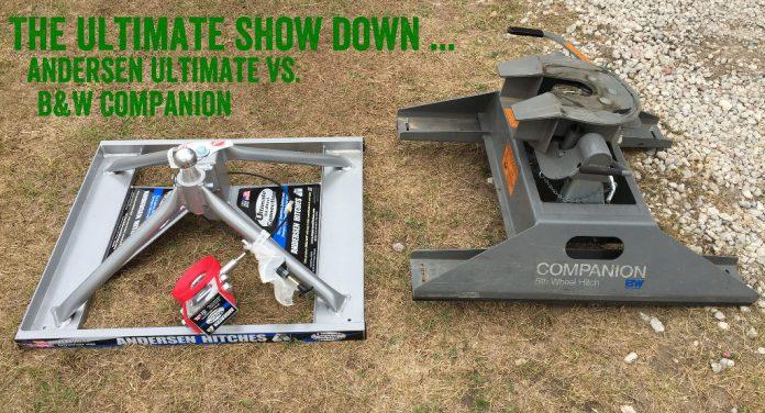 Andersen Ultimate Fifth Wheel Connection vs B&W Companion Showdown