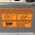 B&W Companion Sticker Showing Ratings