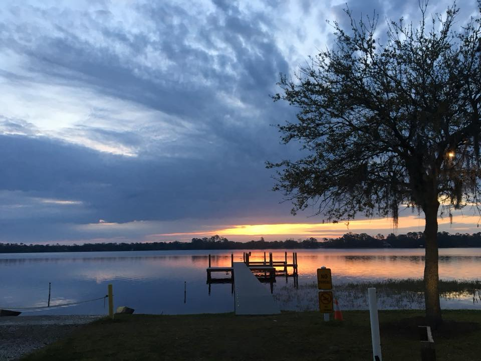 Lake at Orlando / Kissimmee KOA Holiday RV Park
