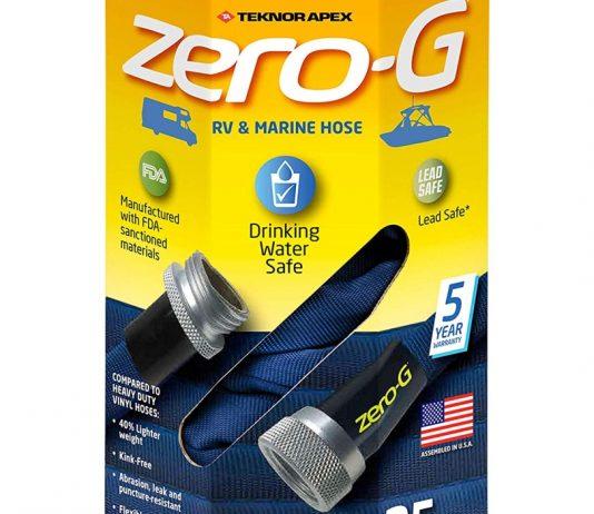 Zero-G Drinking Water Hose