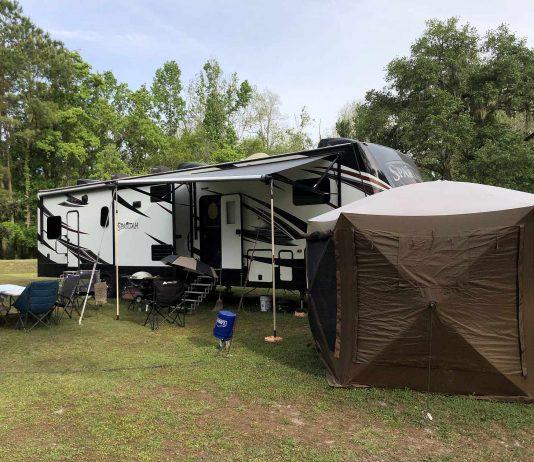 RV campsite