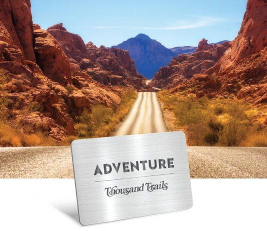 Thousand Trails Adventure Membership graphic